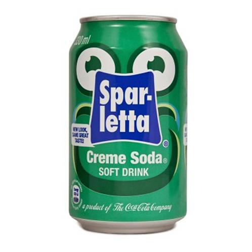 Sparletta Cream Soda | 300ml