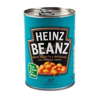 Fèves au lard Heinz 415g