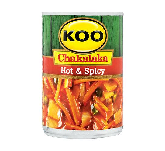 KOO Chakalaka Extra Hot | 410g