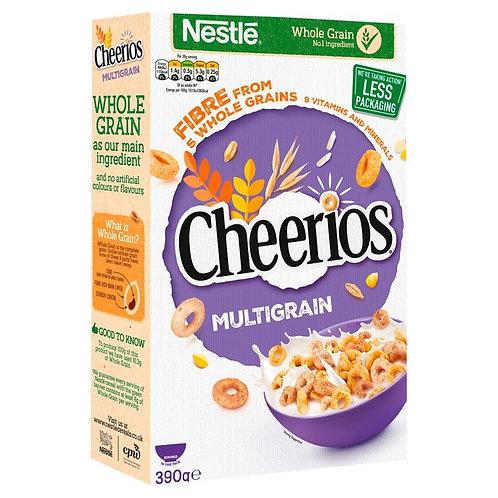 Cheerios Multigrains 390g