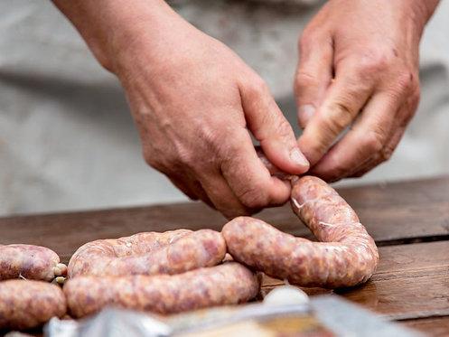 Prime Pork Gluten Free Sausage | 6 sausages per pack