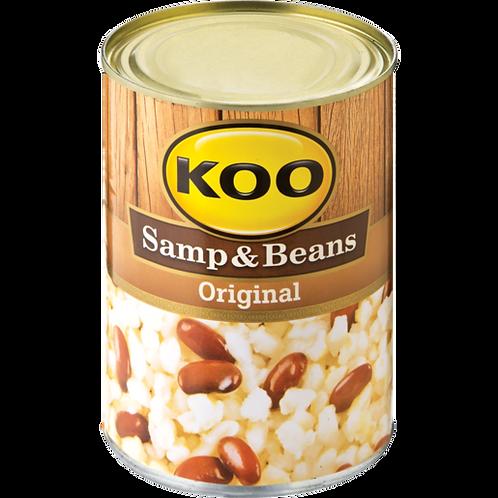 KOO Samp & Beans | 400g