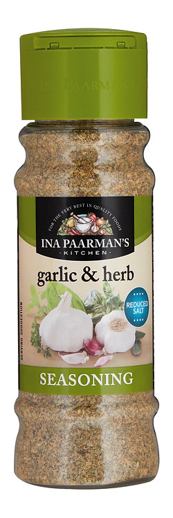 INA PAARMAN'S Garlic & Herb Reduced | 200ml