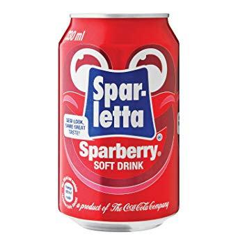 Sparletta Sparberry | 300ml