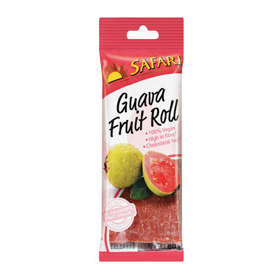 SAFARI Fruit Roll Guava | 80g