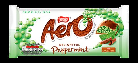 Aero Block Menthe Poivrée 90g