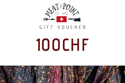 Gift Voucher | 100 CHF