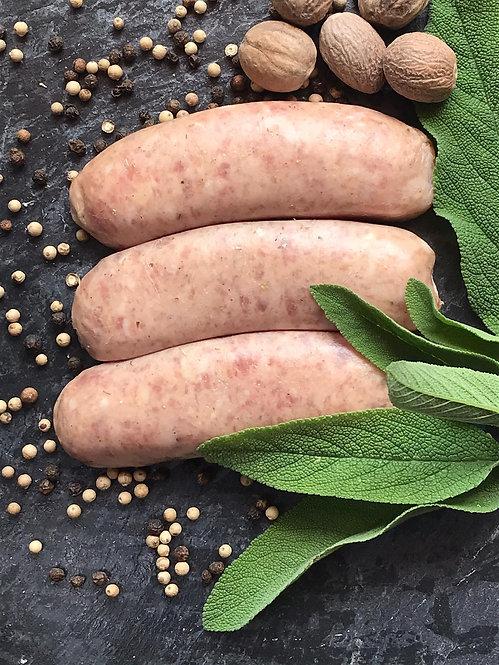 Cumberland sausage | 6 sausages per pack