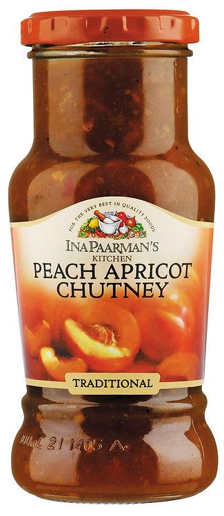 INA PAARMAN'S Chutney Peach Apricot | 320g