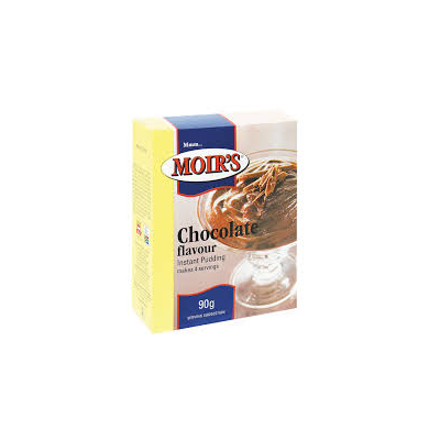 Moirs Chocolate Pudding 90g