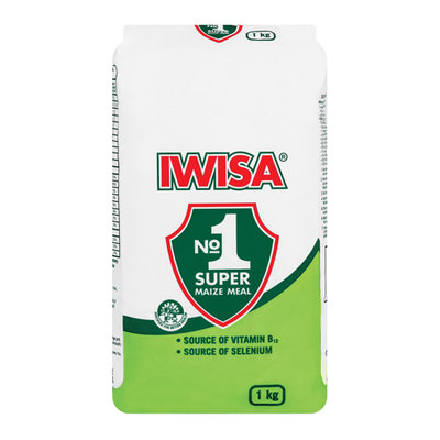 Iwisa Maize Meal | 5kg