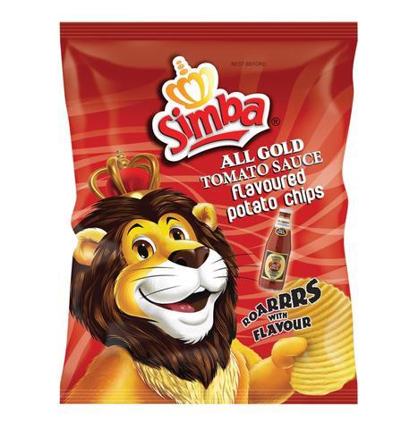 Simba Tomato Sauce 125g