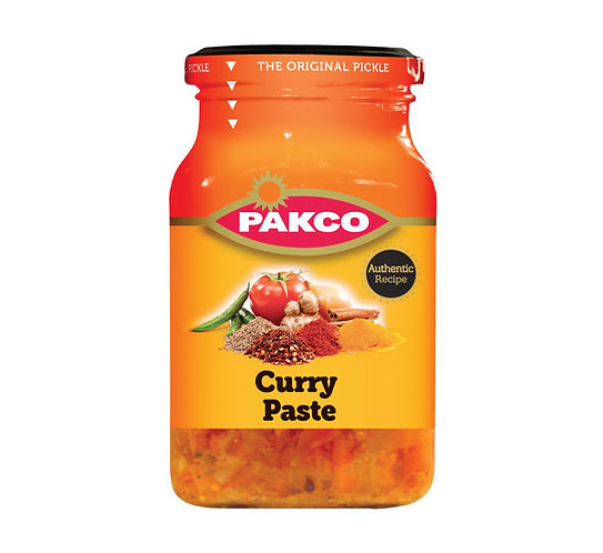 Packo Curry Paste | 430g