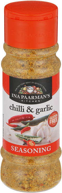 INA PAARMAN'S Chilli & Garlic | 200ml