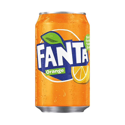 Orange Fanta 330ml