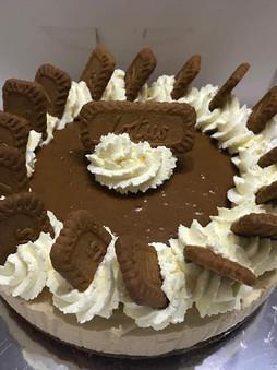 Biscoff crunchy Cheesecake