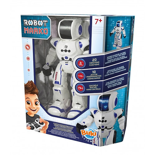 Robot Marko - BURKI