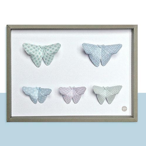 Les beaux papillons- SOPHIE & MARTIN