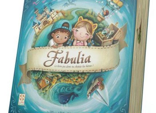 Fabulia Le livre-jeu dont tu choisis les héros - LIFE STYLE