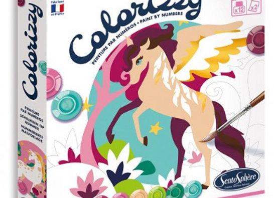 Colorizzy Licornes - SENTOSPHERE