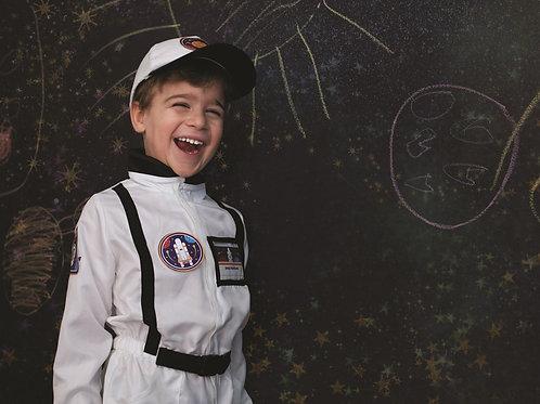 Costume d'astronaute 5/6 ans - GREAT PRETENDERS