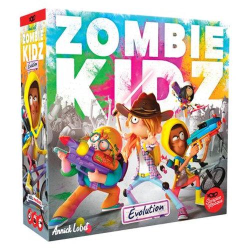 Zombie Kidz Evolution – ASMODEE