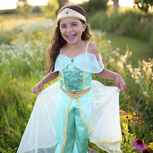 Robe Jasmine 5/6 ans - GREAT PRETENDERS