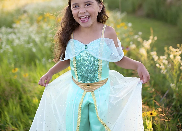 Robe Jasmine 3/4 ans - GREAT PRETENDERS