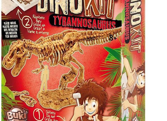 Kit de fouille Tyrannosaure - BUKI