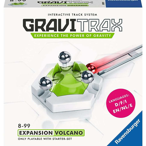 Gravitrax Set d'Extension Bloc d'Action Volcano - RAVENSBURGER