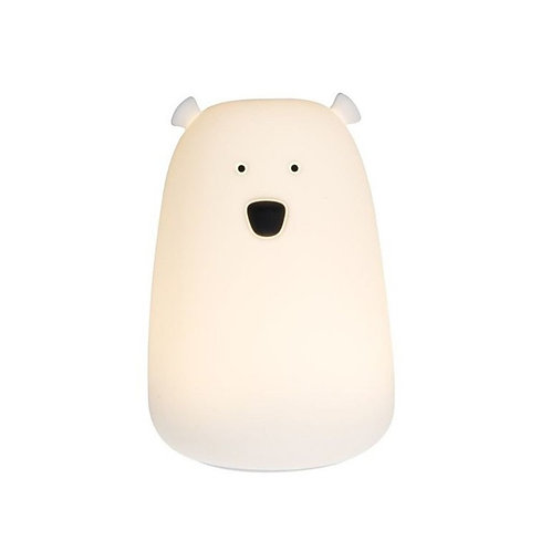 Lil' Bear Blanc - LITTLE L