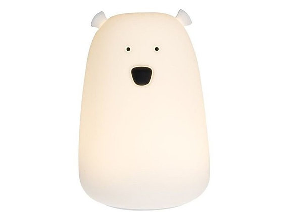 Veilleuse Lil' Bear Blanc - LITTLE L