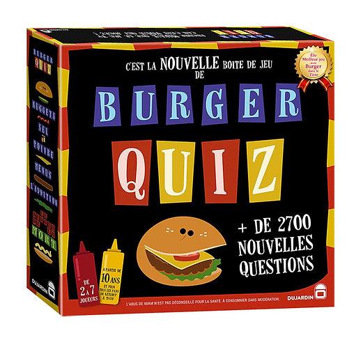 Burger quiz - DUJARDIN