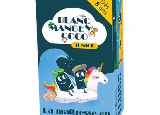 Blanc Manger Coco Junior La maitresse en maillot de bain - BLACKROCK GAMES