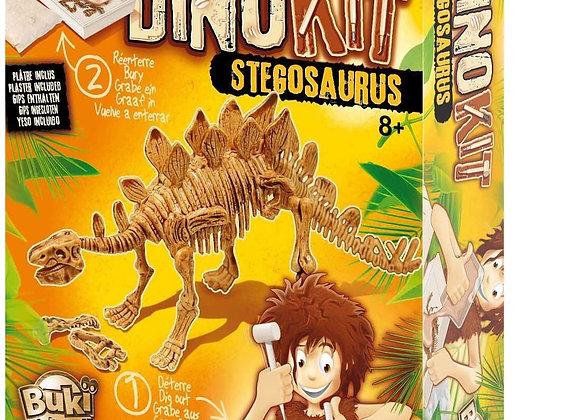 Kit de fouille Stégosaure - BUKI