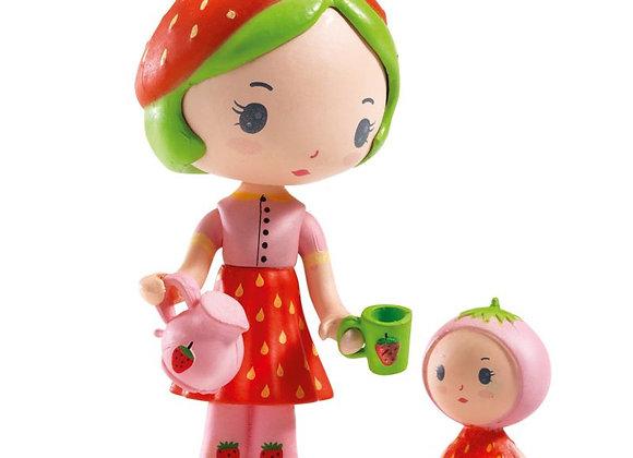 Berry et Lila Tinyly - DJECO