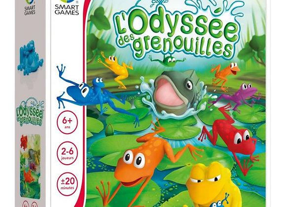 L'odyssée des grenouilles – SMARTGAMES