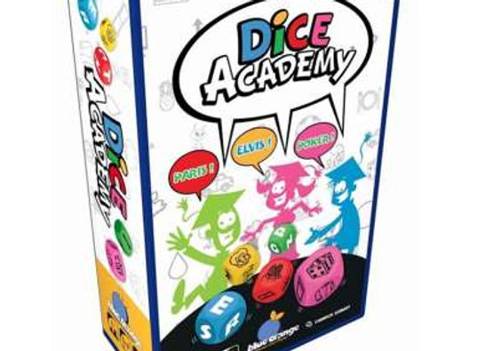 Dice Academy - BLACKROCK GAMES