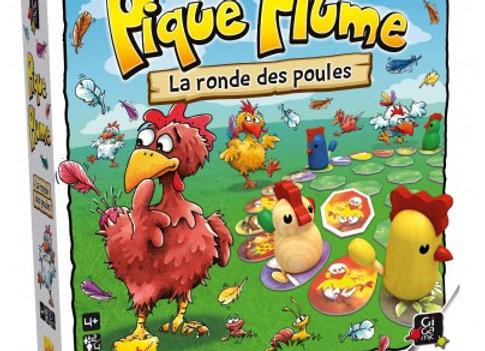 Pique Plume - GIGAMIC