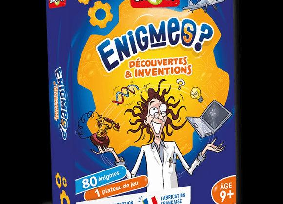 Enigmes Découvertes et inventions - BIOVIVA!