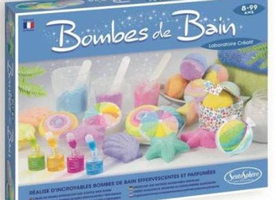 Bombes de bain - SENTOSPHERE