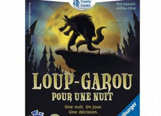 Loup garou Pour une nuit - RAVENSBURGER