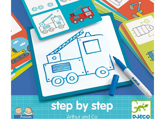 Step by Step Arthur and Co - DJECO
