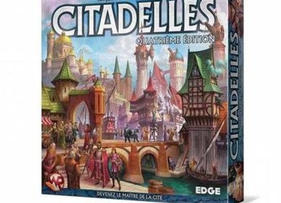 Citadelles 4ème édition - EDGE