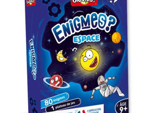 Enigmes Espace - BIOVIVA!