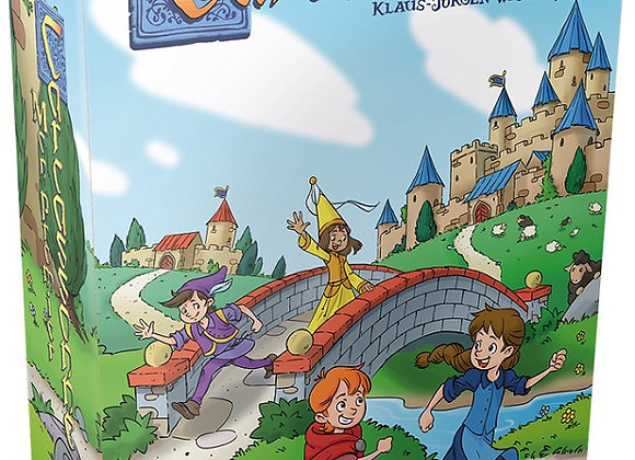 Mon premier Carcassonne – ASMODEE