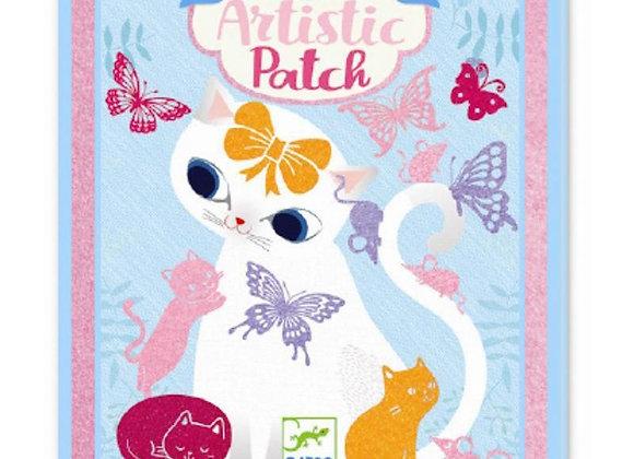 Little pets Velours  Artistic patch - DJECO