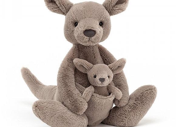 Peluche kangourou Kara - JELLYCAT