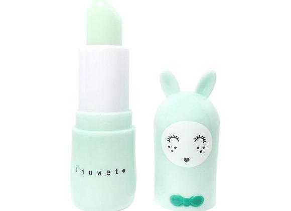 Baume à lèvres parfumé Bunny Fruity Pomme - INUWET
