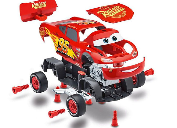 Voiture Junior Kit Flash Mcqueen - REVELL